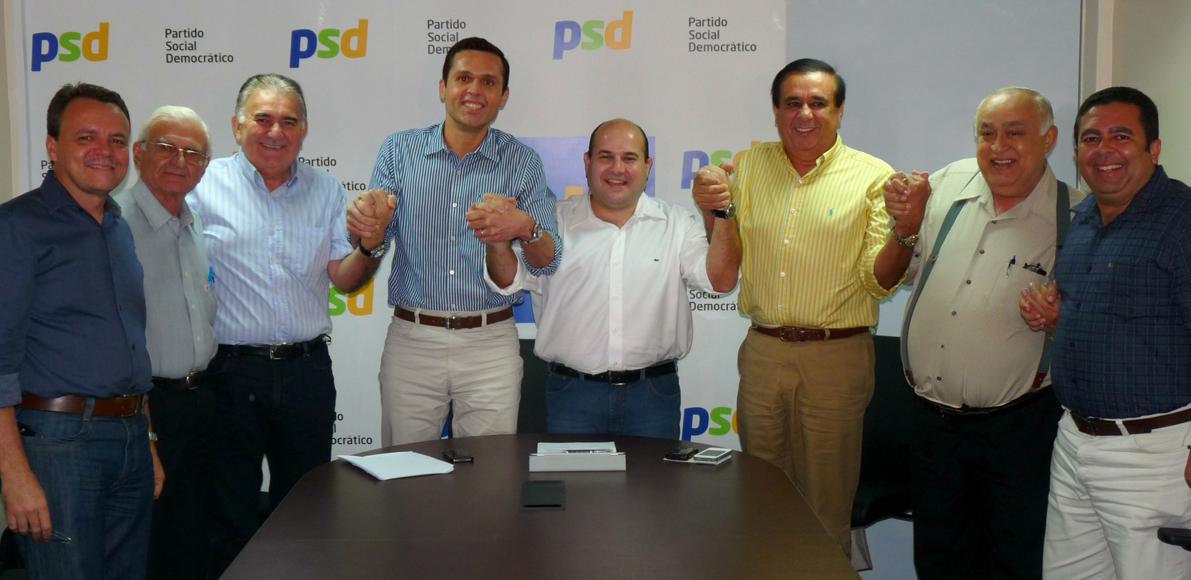 Convenção do PSD ratifica o apoio à candidatura de Roberto Cláudio à Prefeitura de Fortaleza