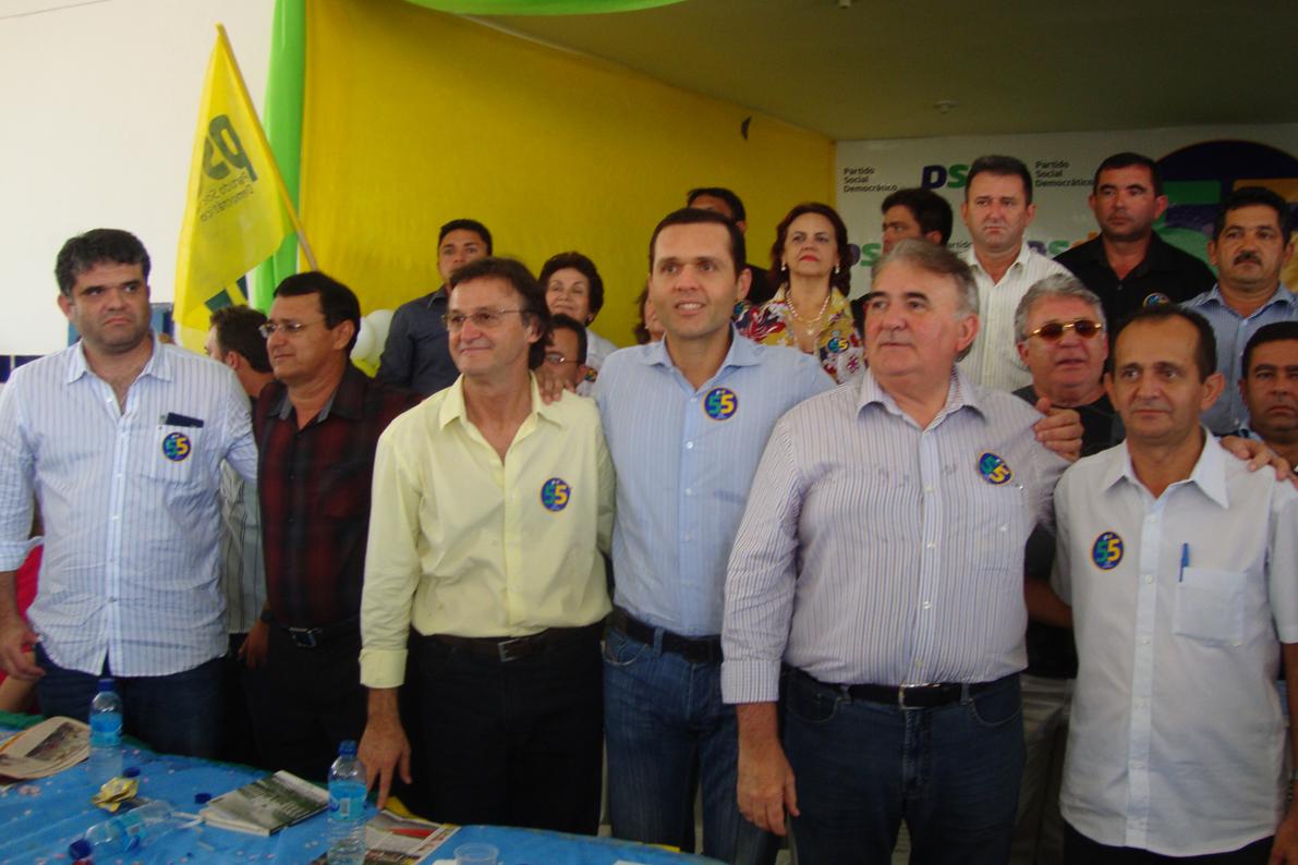 Encontro do PSD em Quixeramobim