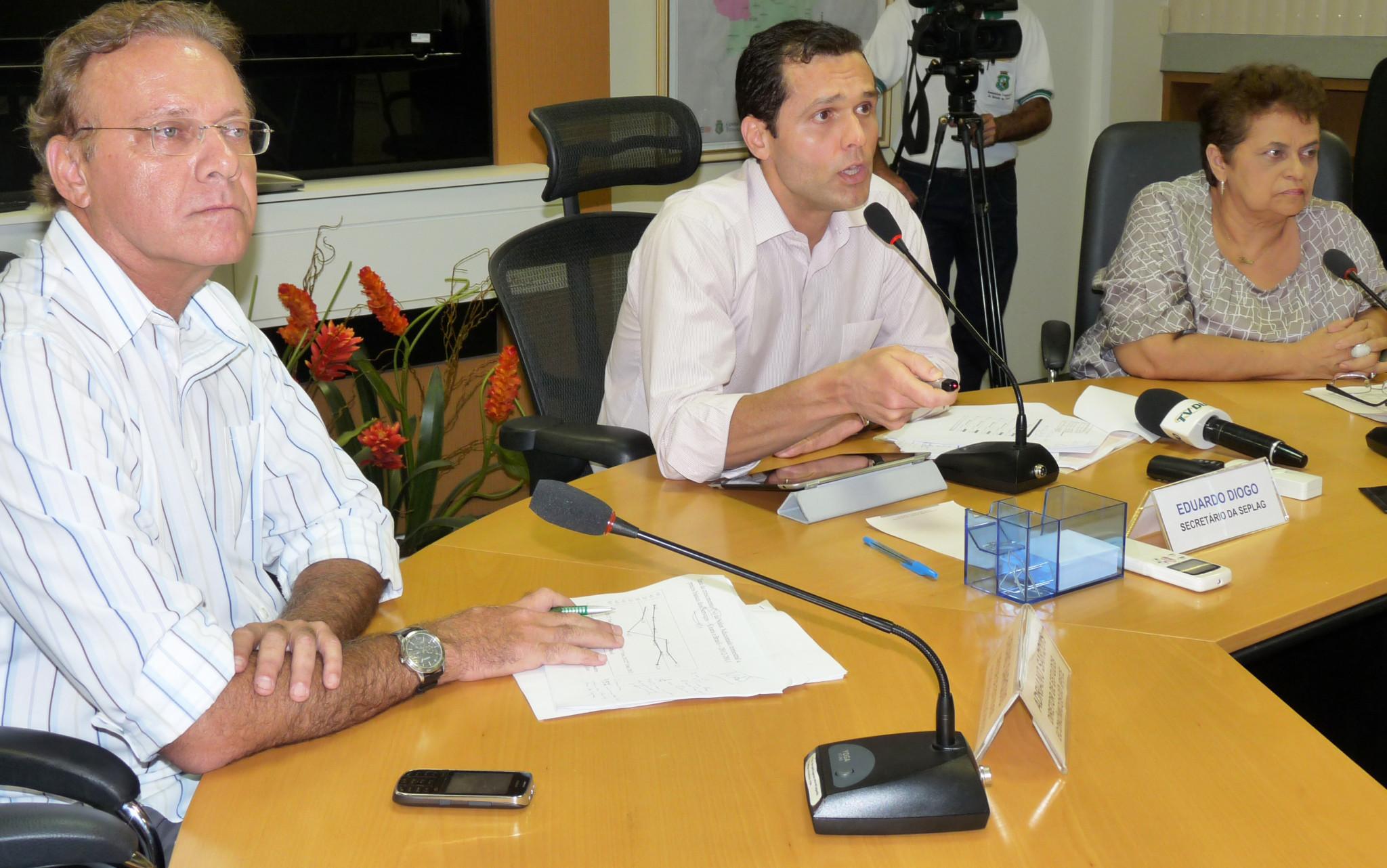 PIB do Ceará tem incremento de 2,9 por cento em 2012