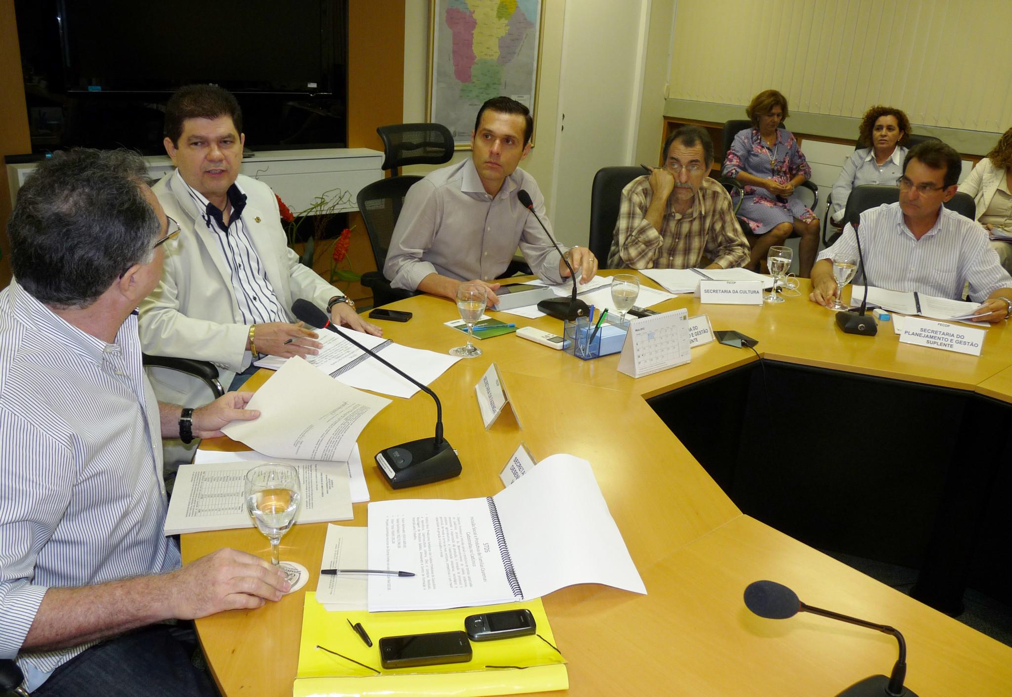 Conselho Consultivo de Políticas de Inclusão Social reúne-se na SEPLAG
