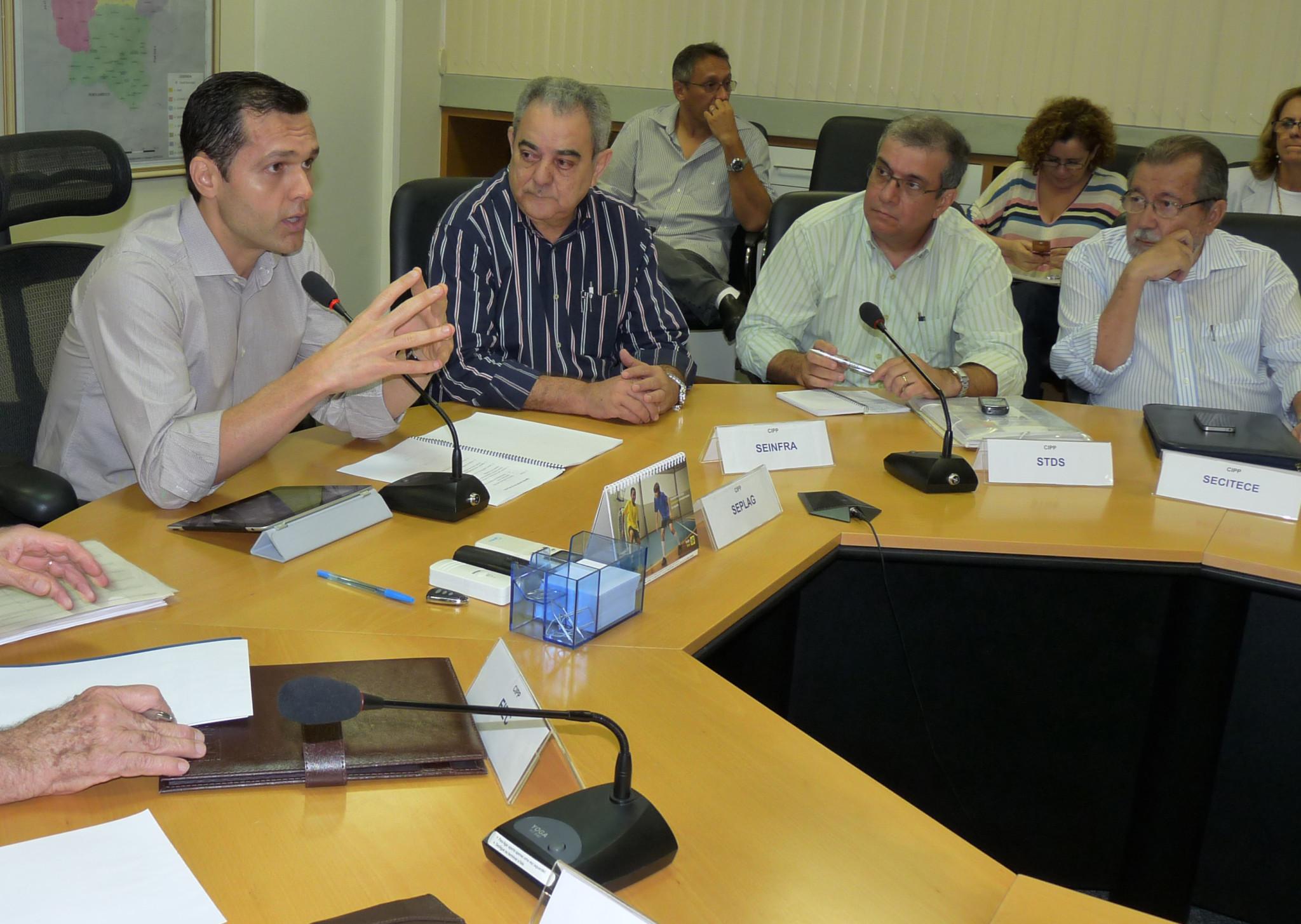 Conselho Gestor do CIPP analisa encaminhamentos do Governador