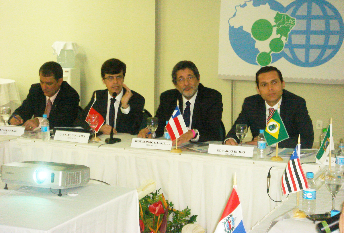 Secretários discutem Logística para o Desenvolvimento