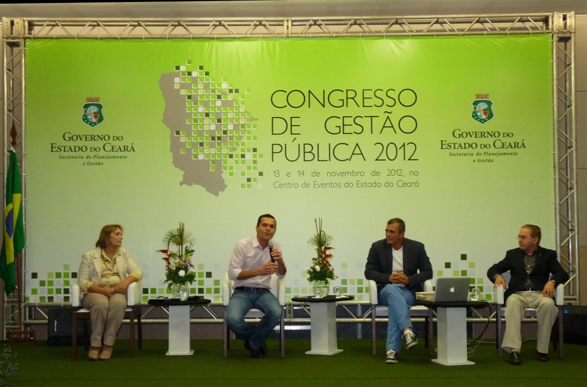 Congresso de Gestão Pública 2012