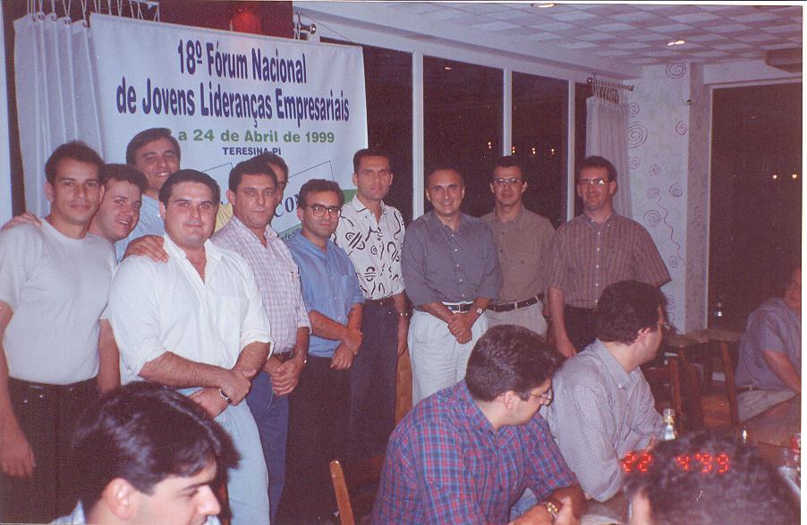 18° Fórum Nacional de Jovens Lideranças Empresariais