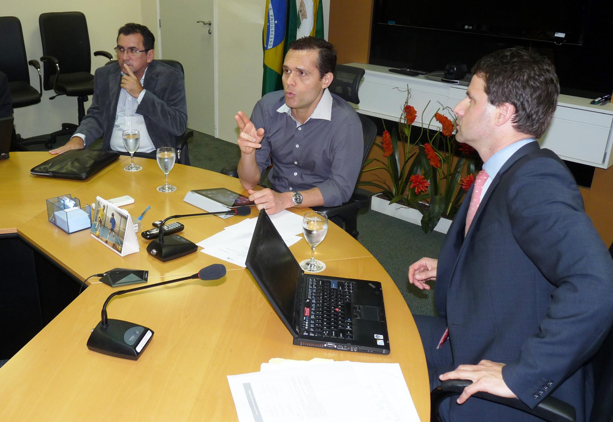 Workshop discute nova parceria com o Banco Mundial