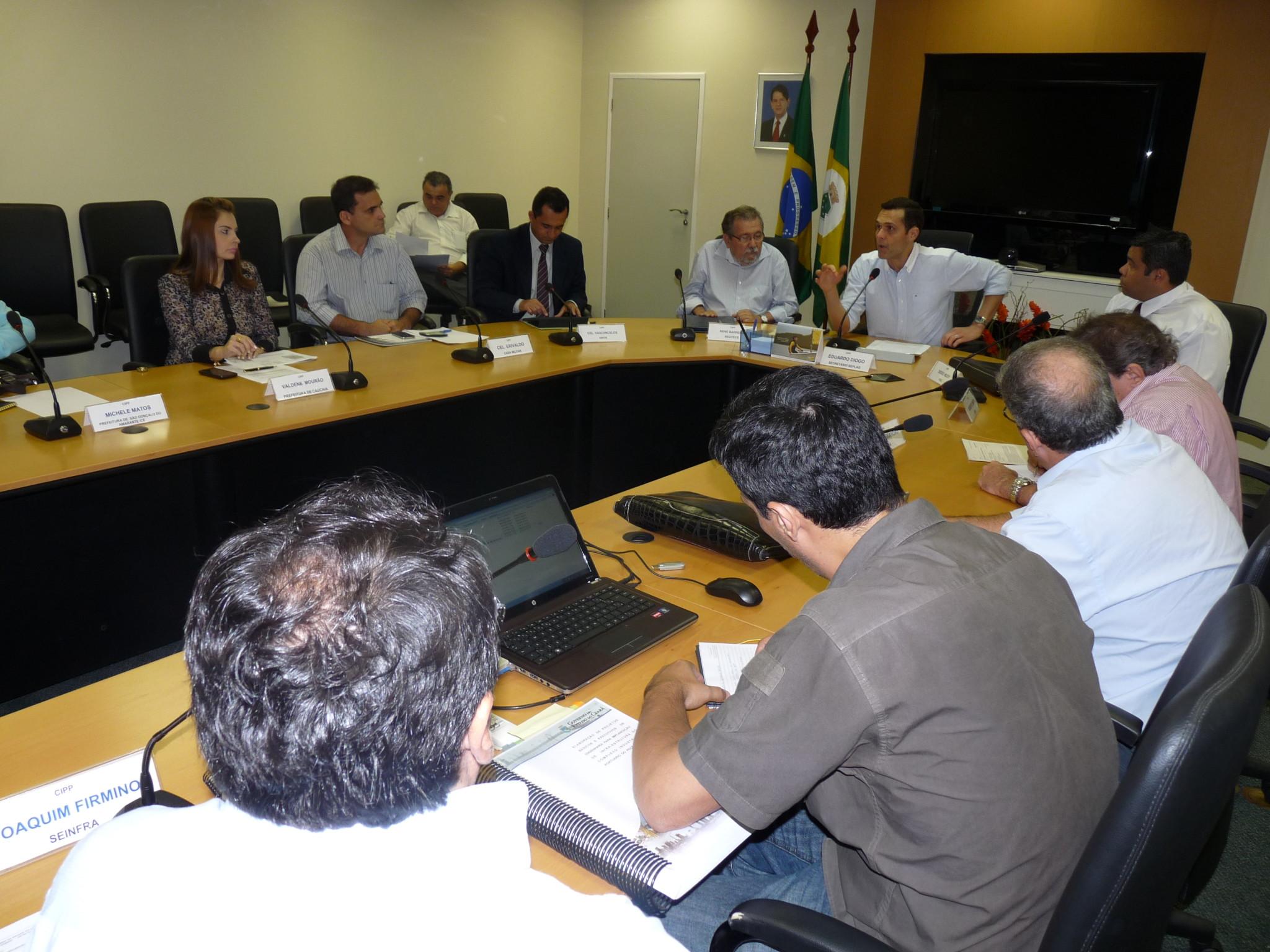 Conselho Gestor do CIPP faz segunda reunião
