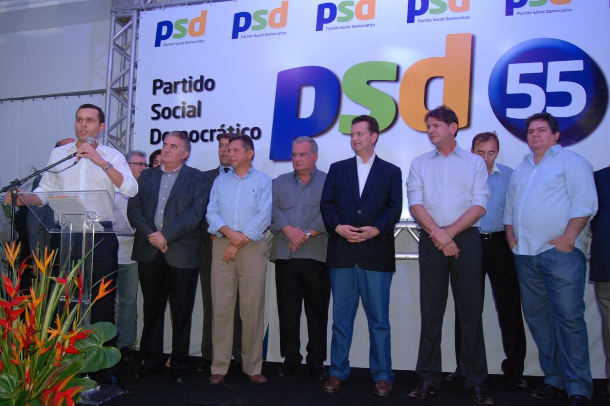 Inauguração da Sede do PSD em Fortaleza