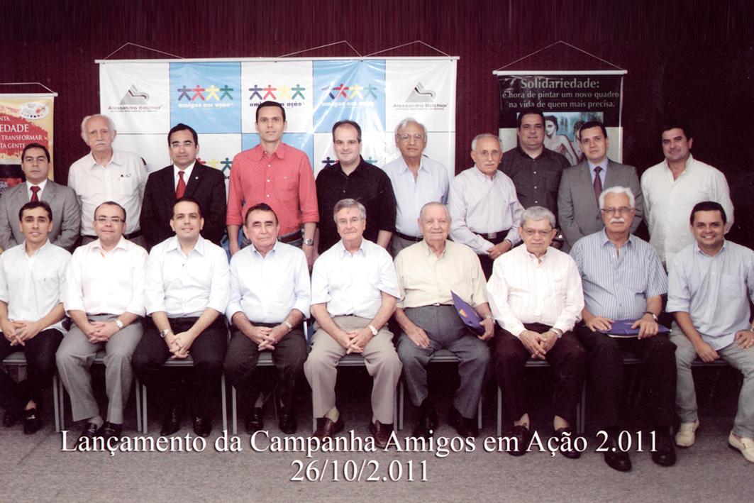 Amigos em Ação 2011