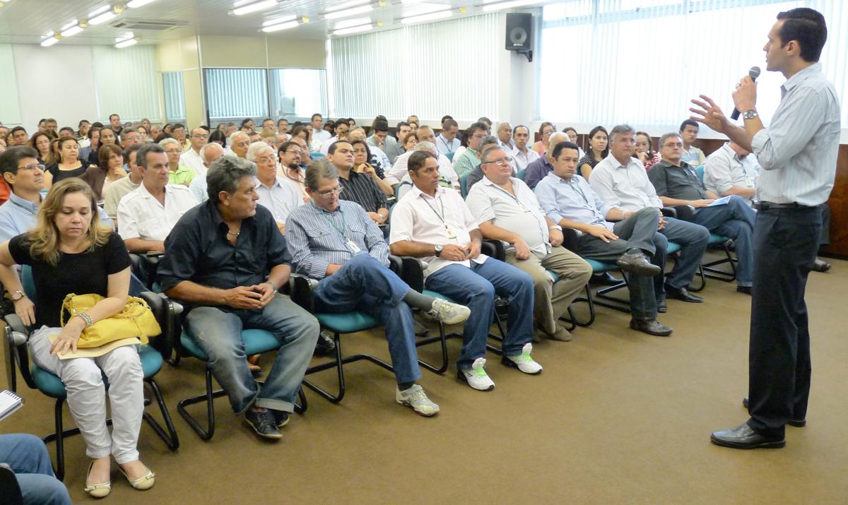 Governo inicia formação da Rede de Gestores de Patrimônio