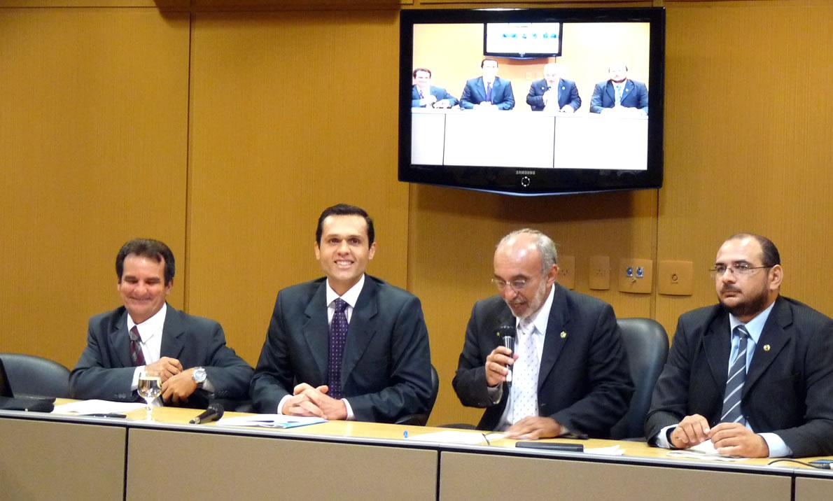 LDO 2012 é apresentada em audiência pública na Assembleia Legislativa