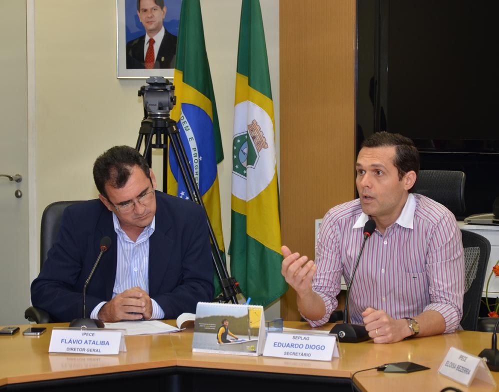 Crescimento PIB do Ceará é 59% superior ao nacional