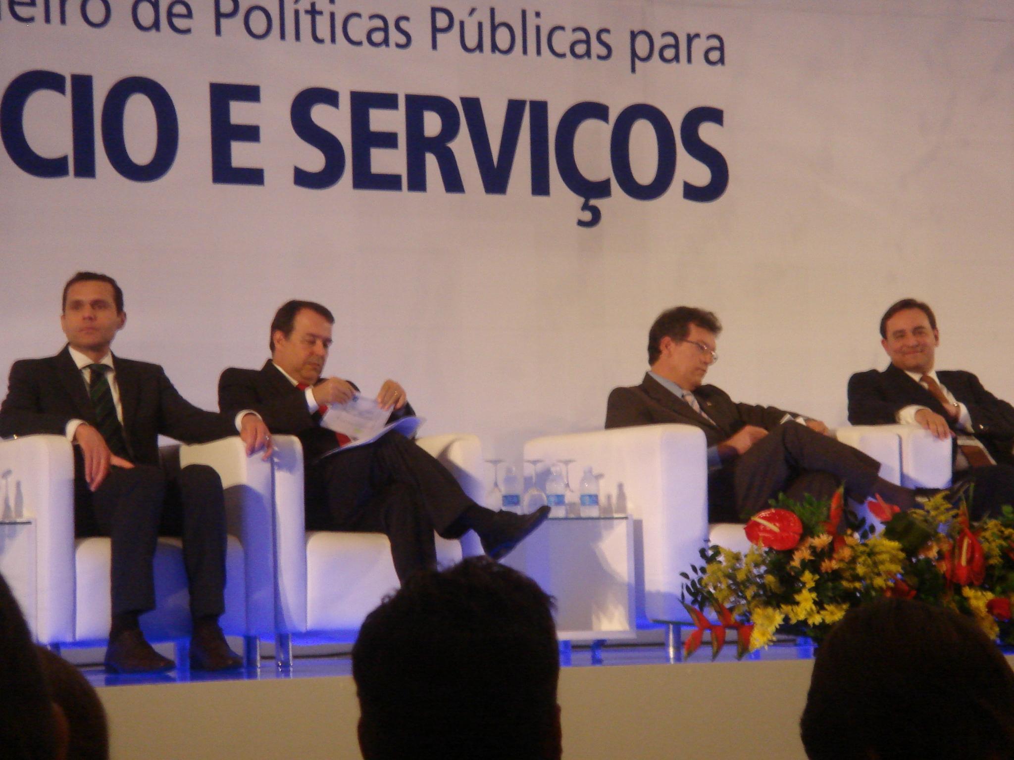Secretário fala sobre Gestão Pública no SIMBRACS