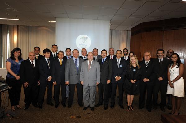 Secretário participa de reunião do Conseplan