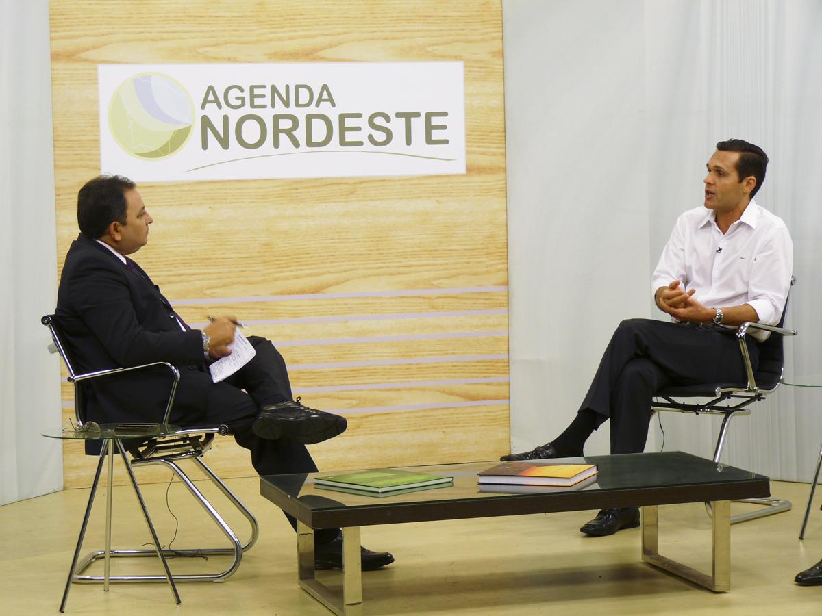 Secretário fala sobre PPPs no programa Agenda Nordeste