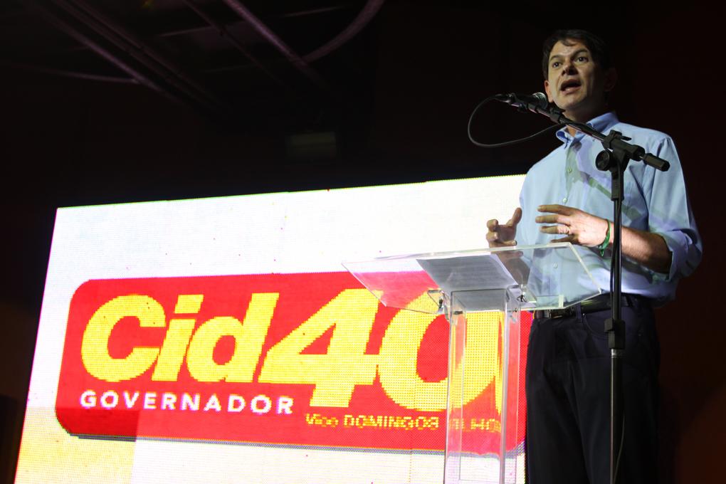 Campanha CID 40 Convite