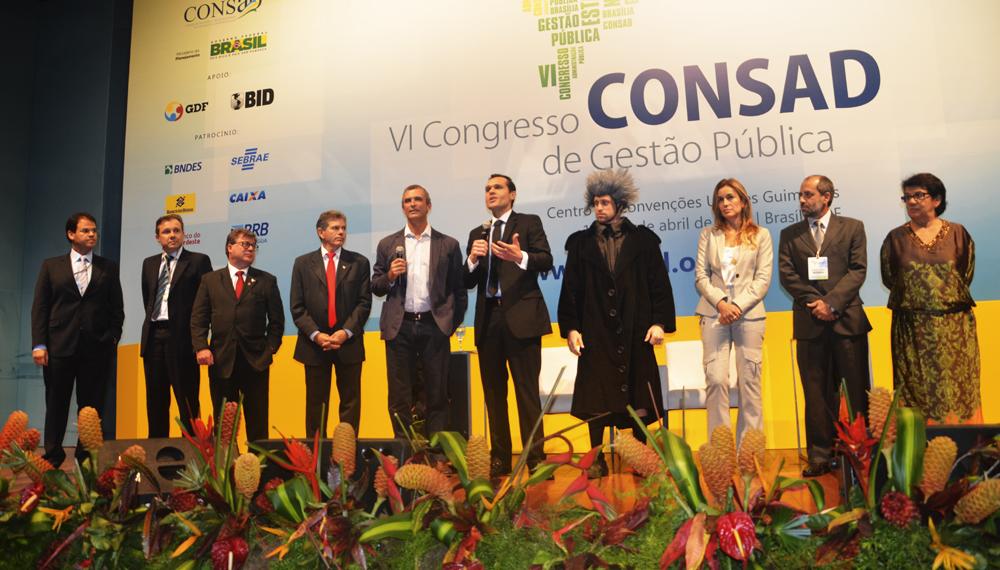 Congresso CONSAD é patrimônio da gestão pública brasileira