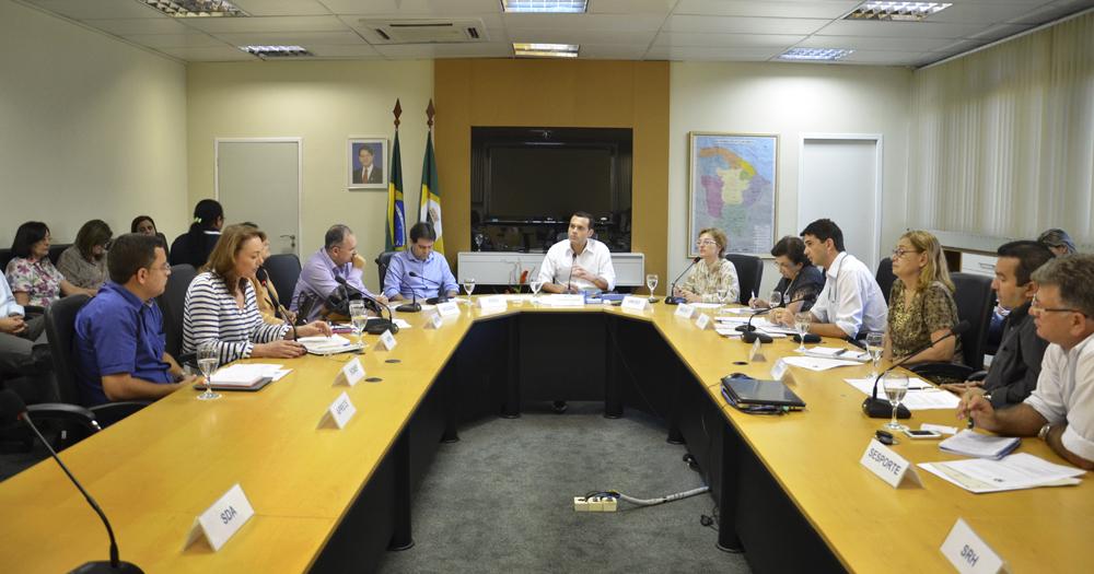 Comitê do Pacto do Semiárido faz reunião na SEPLAG