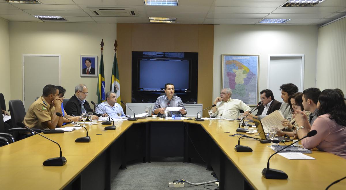 """Governo analisa projetos para concorrer ao """"Governarte"""""""