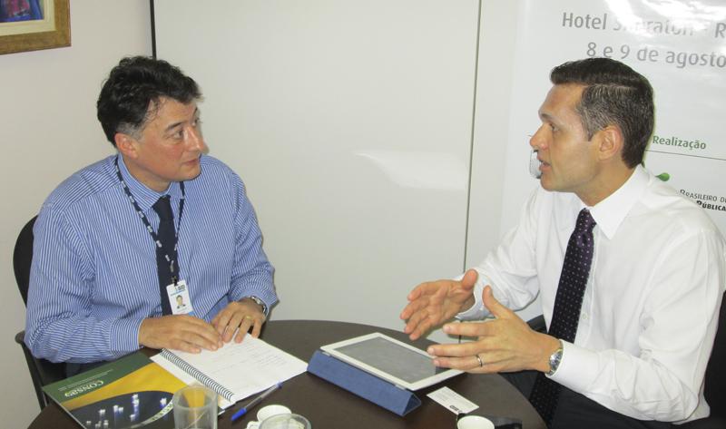 Secretário tem novo encontro com dirigente do BID