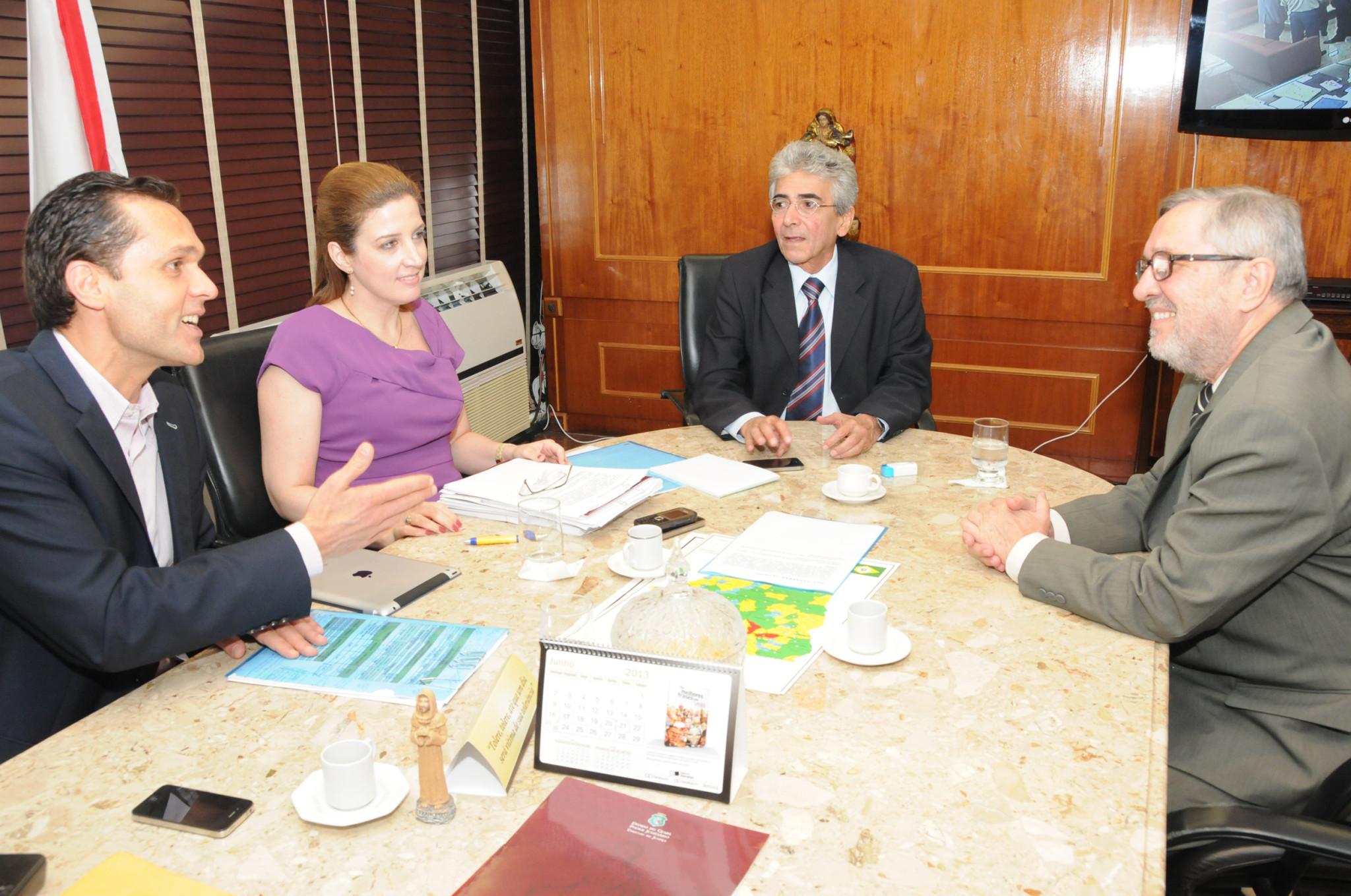 TJCE discute participação em Programa de Regularização Fundiária