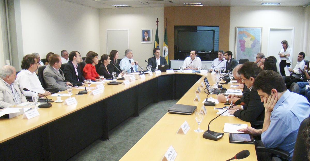 Reunião debate Programa para Resultados