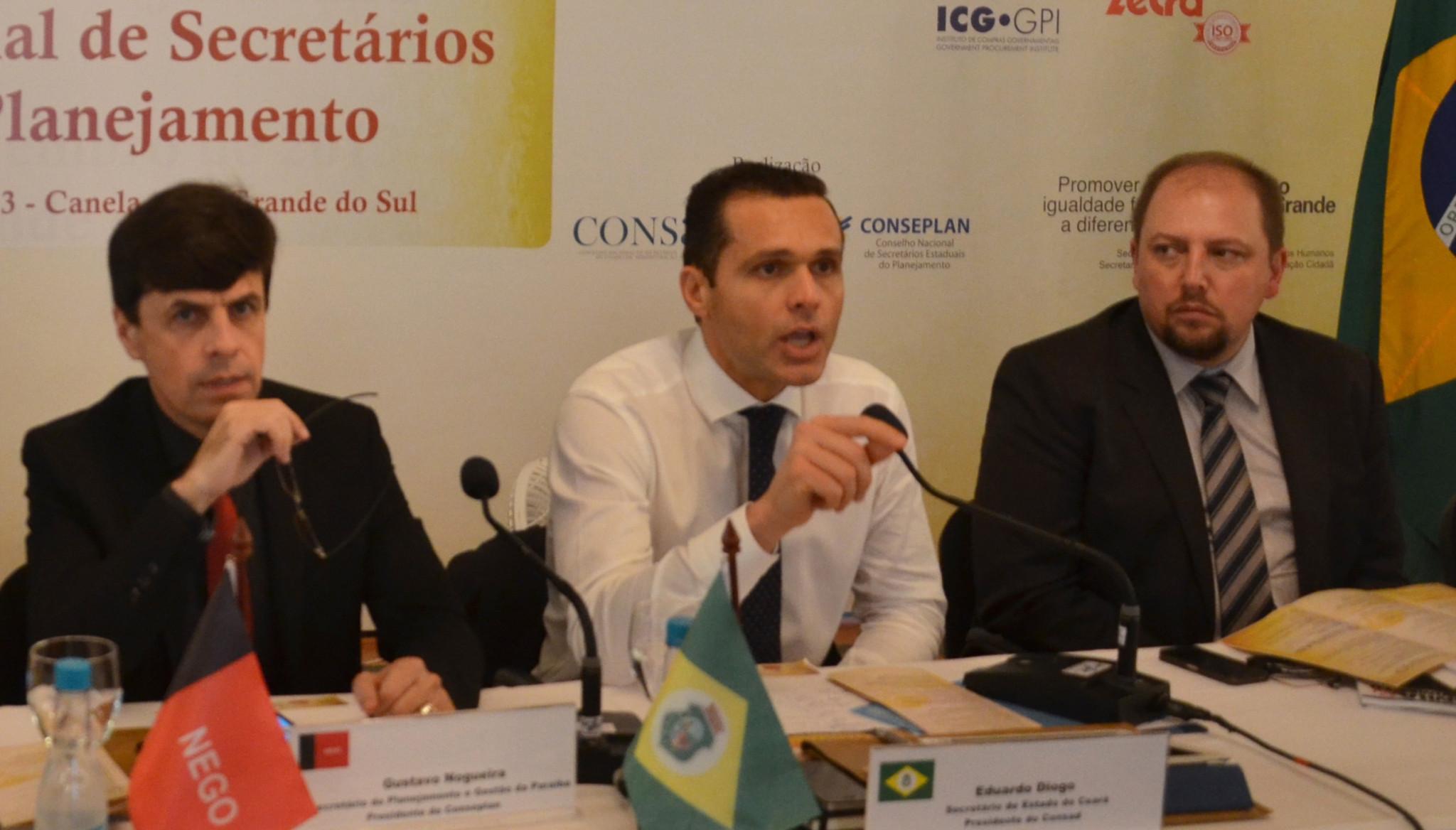 Secretário quer debater a Nova Previdência no VII Congresso CONSAD