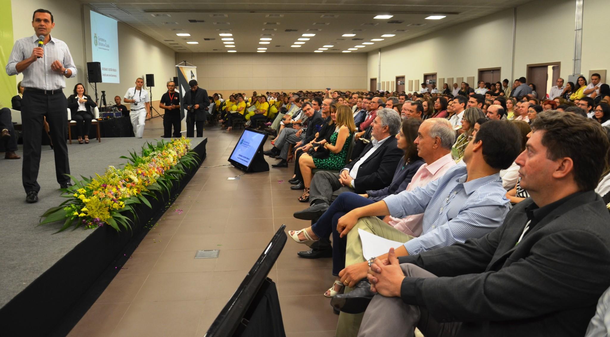 Acesso Cidadão é lançado no Congresso de Gestão Pública 2013