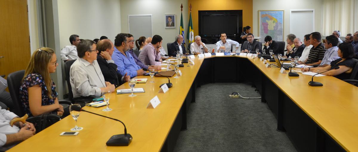 Conselho Gestor do CIPP tem reunião na SEPLAG