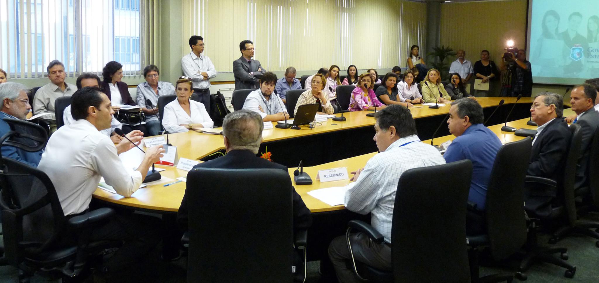 Seplag apresenta Programa de Estágio do Governo