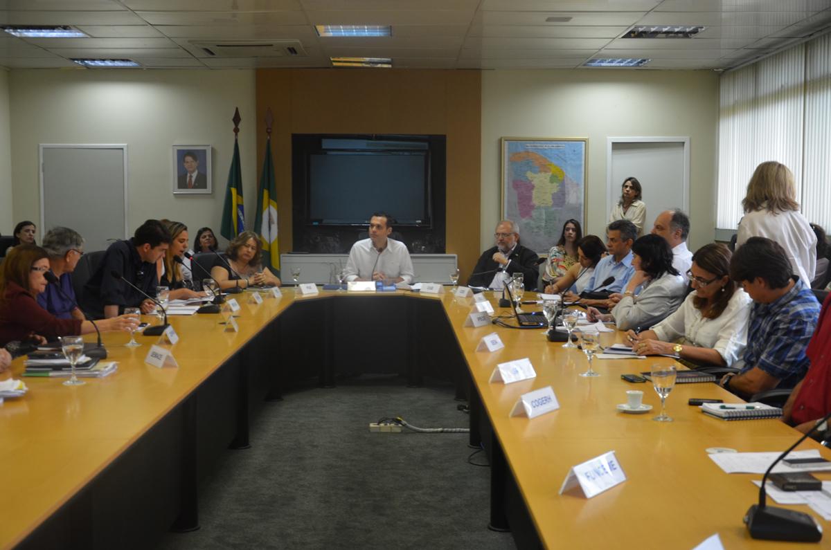 Comitê PforR reúne-se para acompanhamento mensal