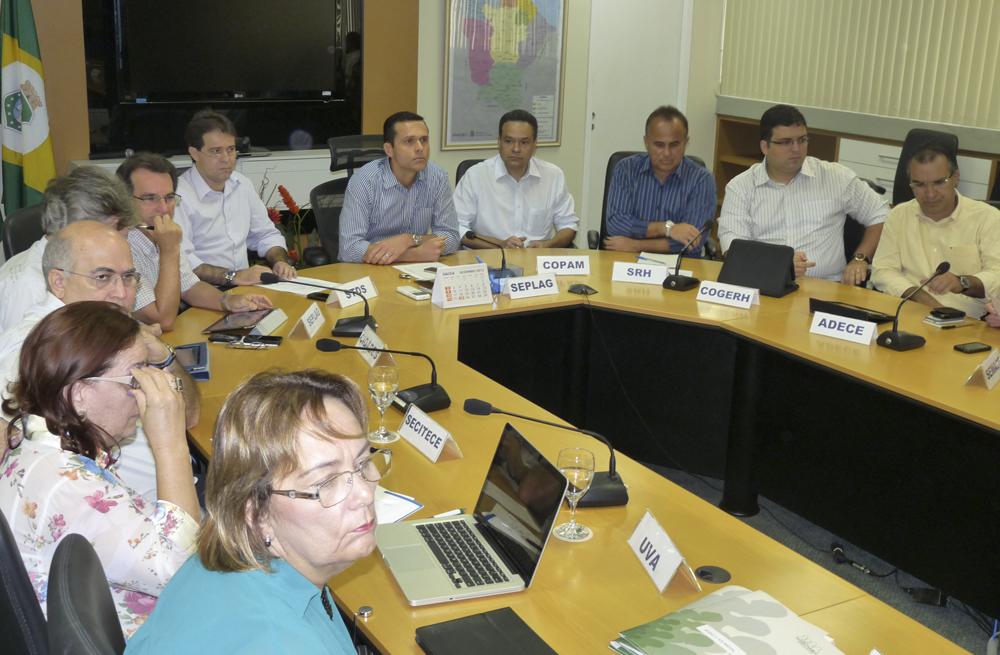 Programa P4R será apresentado ao governador Cid Gomes