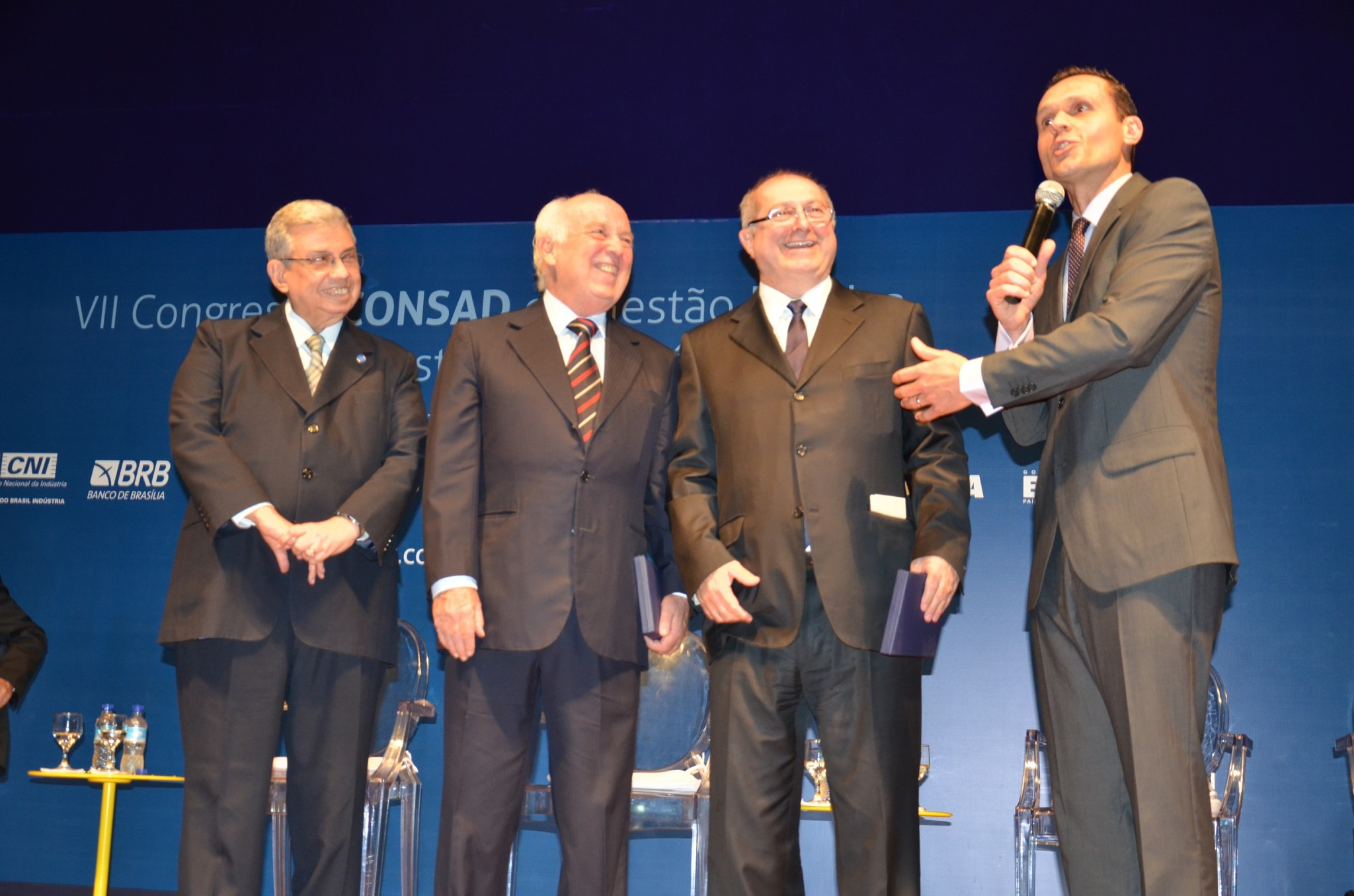 """Secretário Presidente do Consad: """"Dignidade é valor fundante da Gestão Pública"""""""