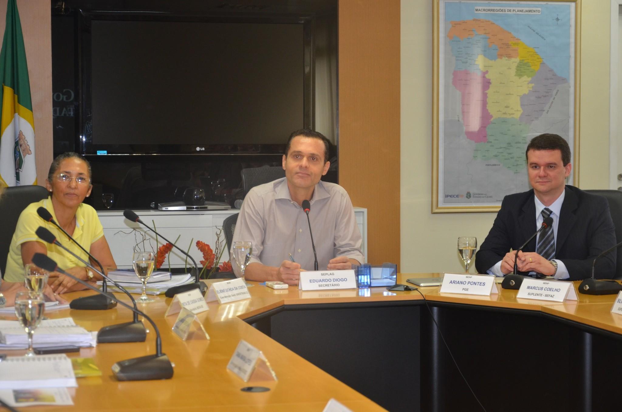 SEPLAG lança Servidor Online em reunião da MENP