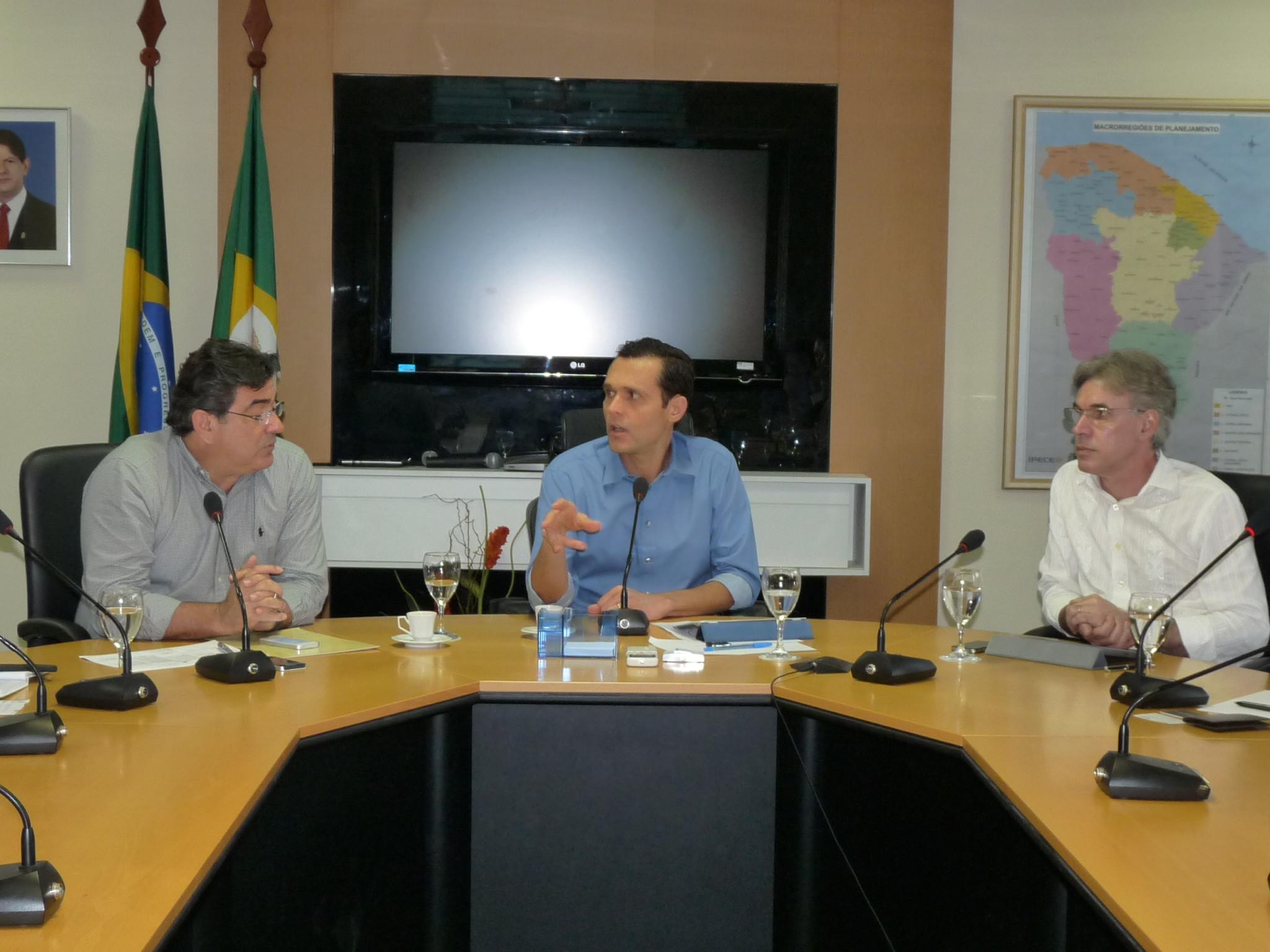 Governo e CSP debatem Programa INTERAgir