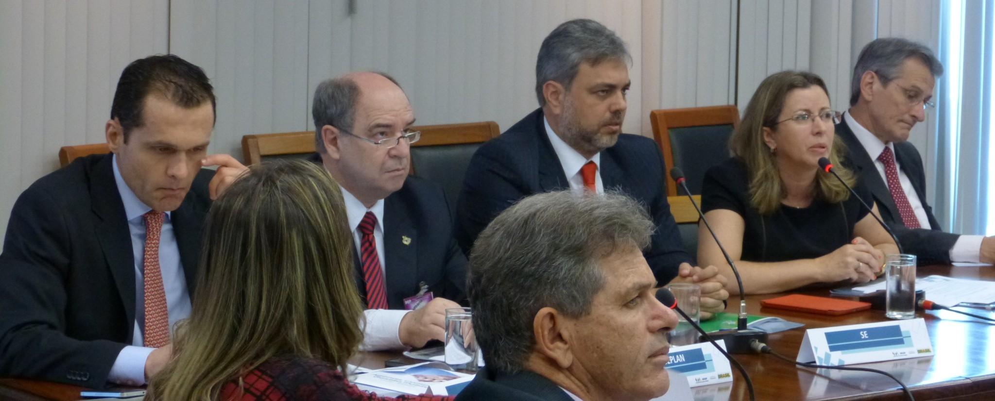 Ministério do Planejamento, Consad e Conseplan debatem consolidação de pontos estratégicos da Gestão Pública