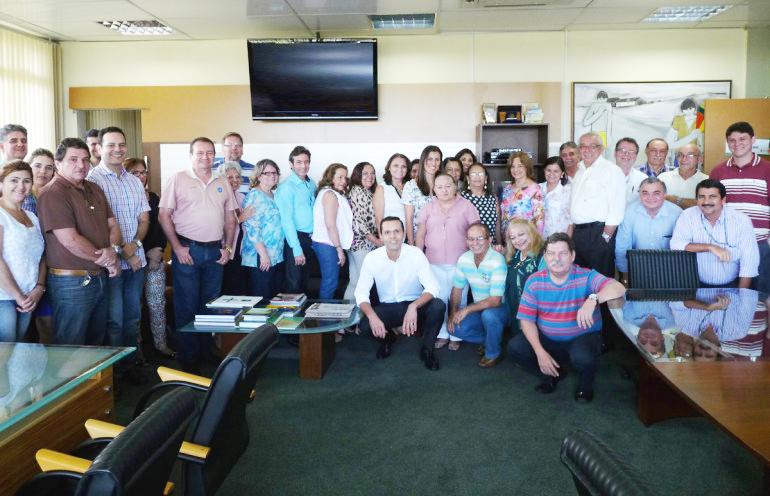 Servidores da SEPLAG manifestam agradecimento pelo aperfeiçoamento nas Carreiras