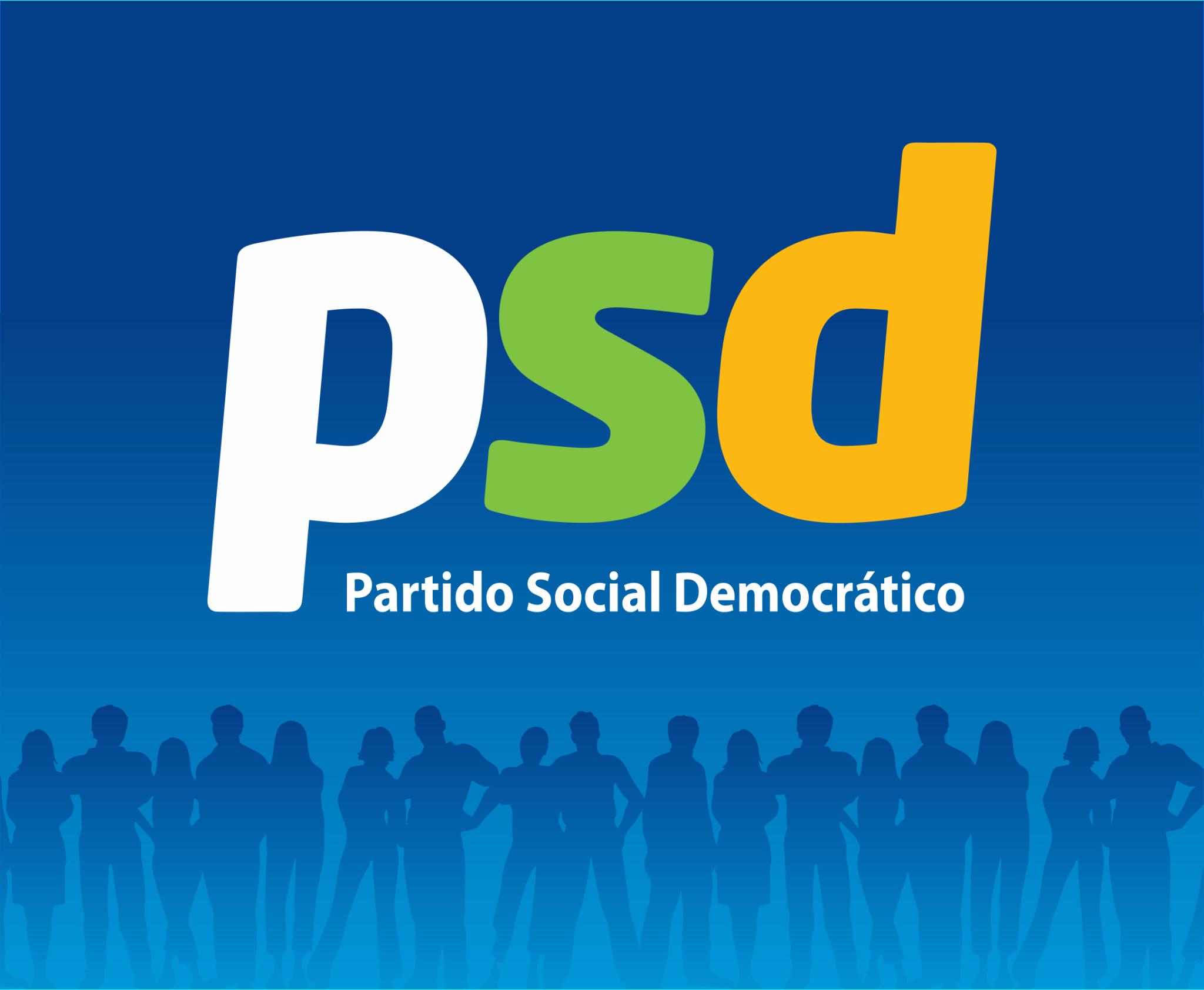 Fala Eduardo Diogo no lançamento do PSD Ceará