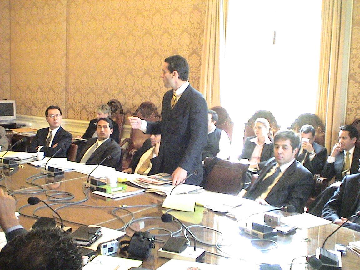 Presidente da CONAJE participa de evento na OEA