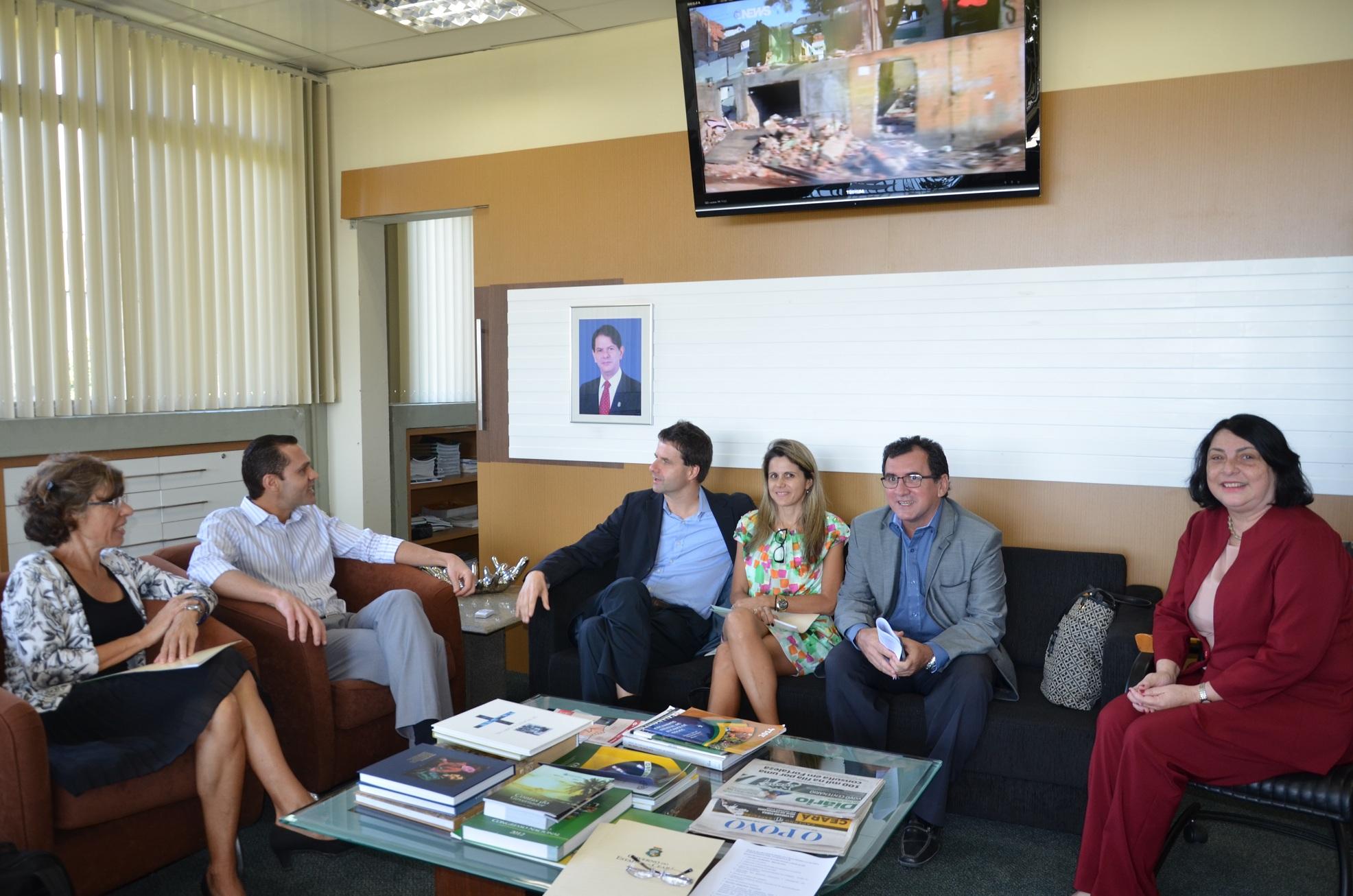 Bird e Governo têm primeira reunião de supervisão do PforR