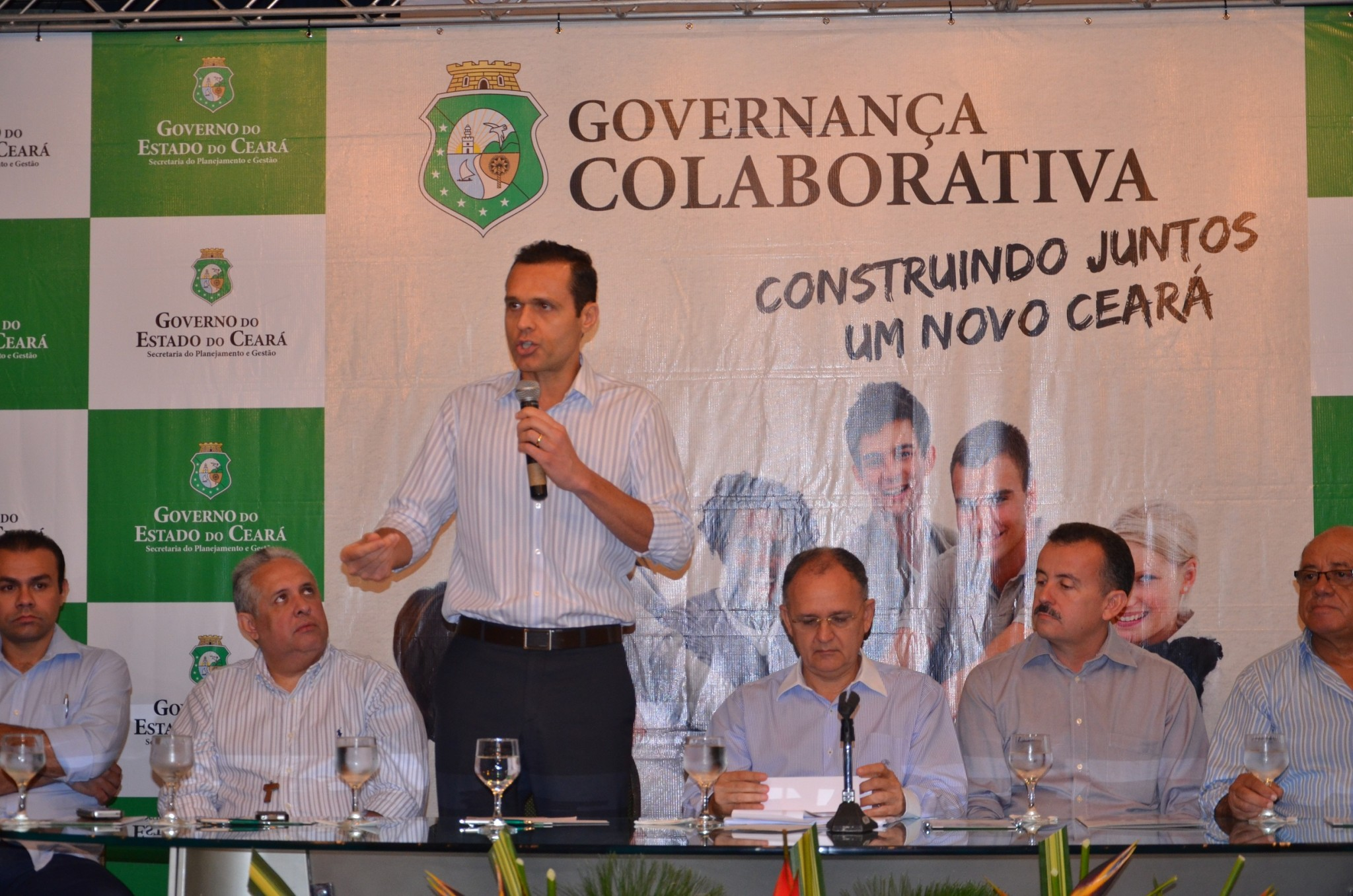 """""""Resultado das políticas públicas legitima o governo"""", diz secretário da Seplag"""