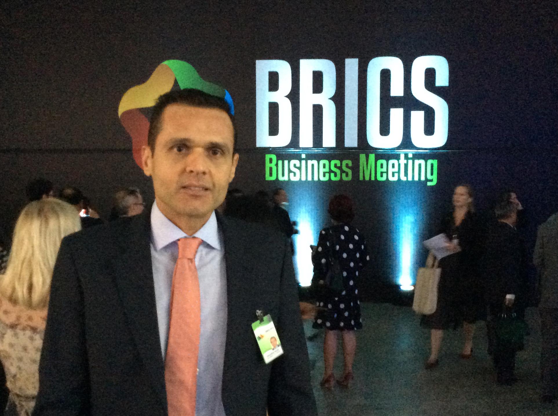 Reunião da Cúpula do BRICS em Fortaleza