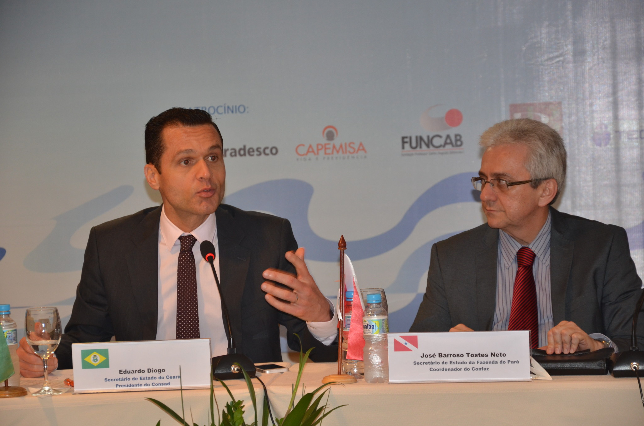 Presidente do Consad fala da parceria com o Confaz