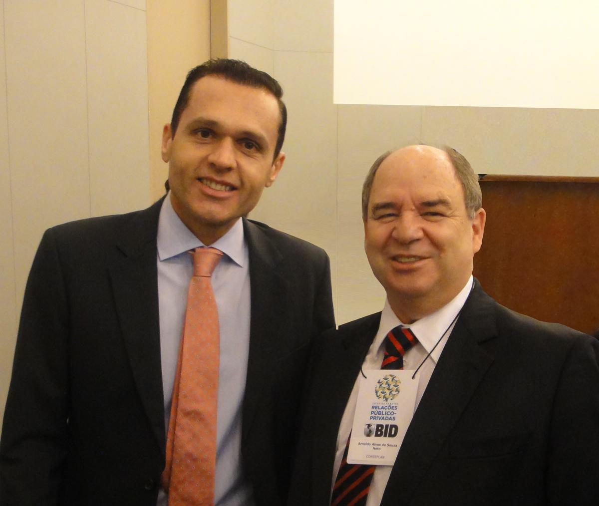 Evento do BID debate relações público-privadas em Brasília