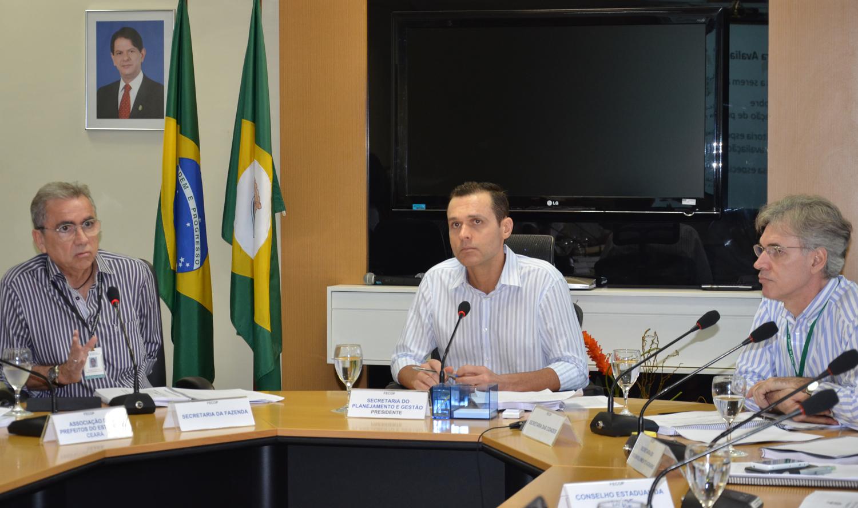 Orçamento do FECOP para 2015 é apreciado no CCPIS