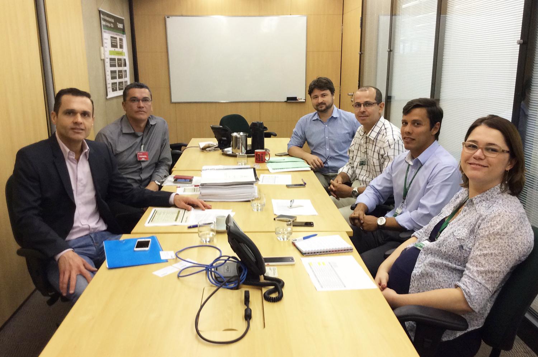 Na Sede do BNDES, reunião detalha operação multissetorial