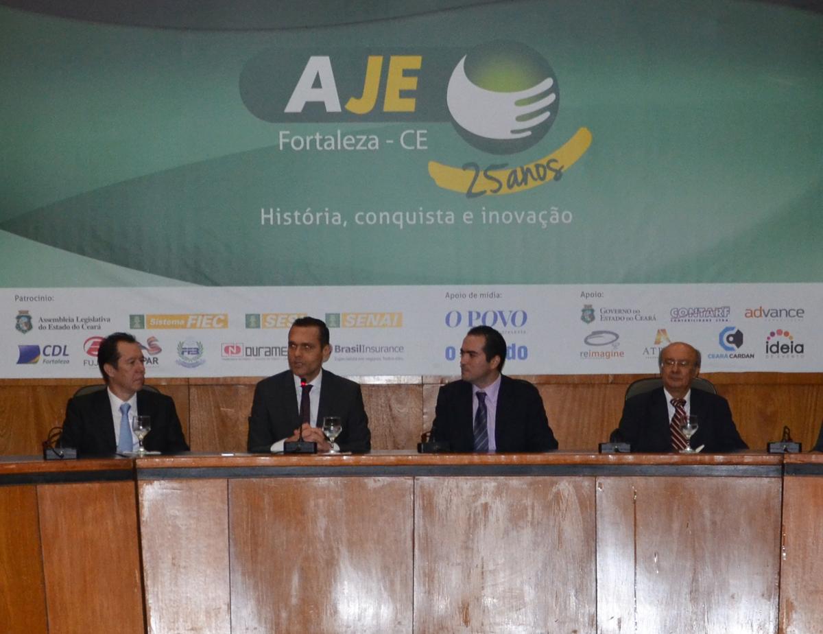AJE Fortaleza comemora 25 anos