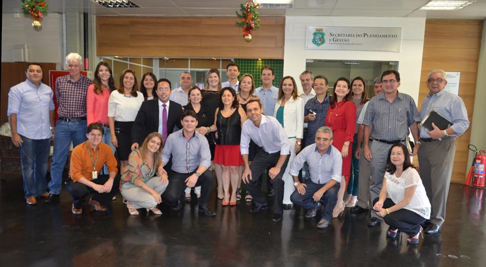 Comitê Executivo da SEPLAG realiza última reunião do ano