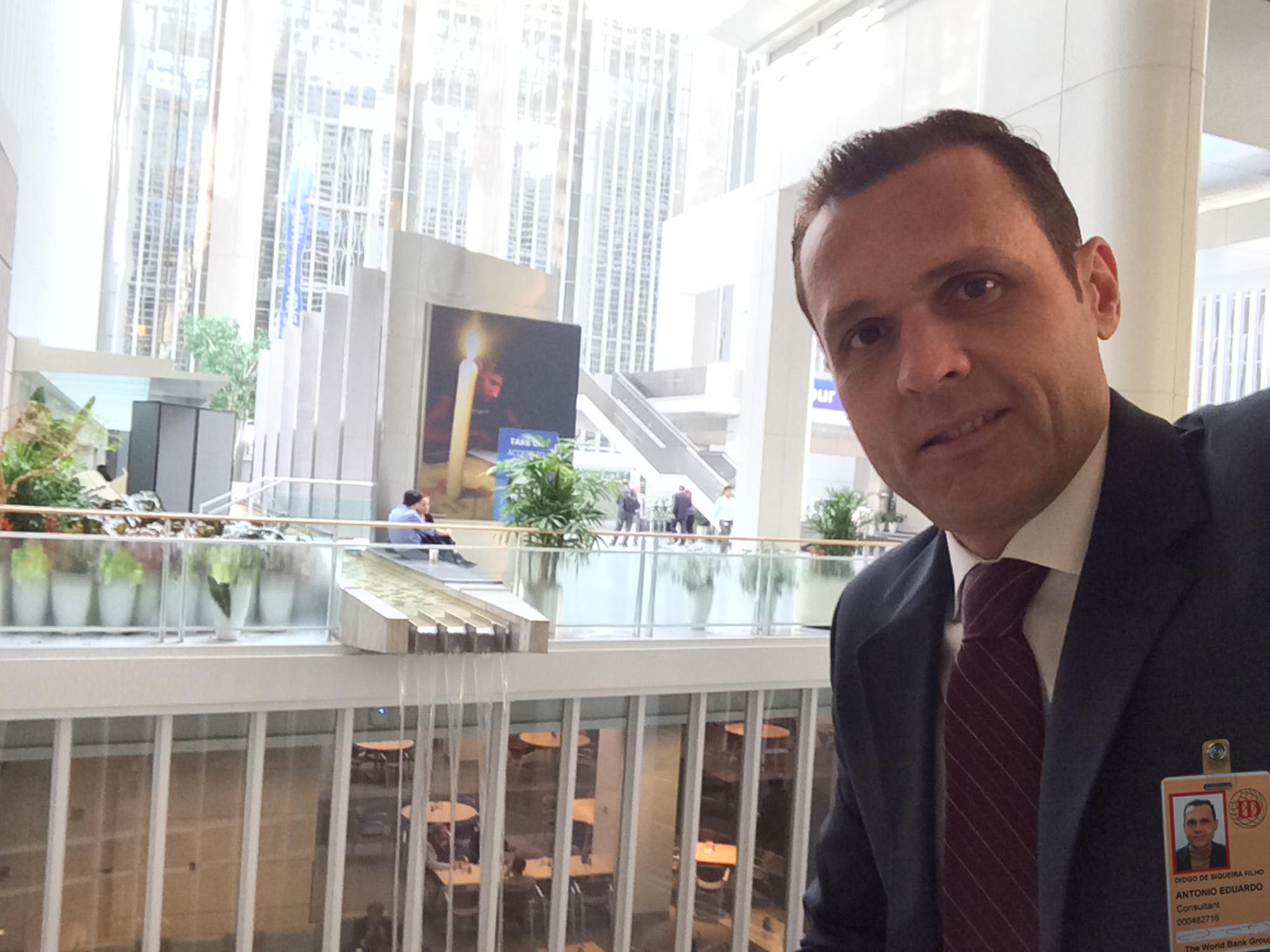 Consultor do Banco Mundial