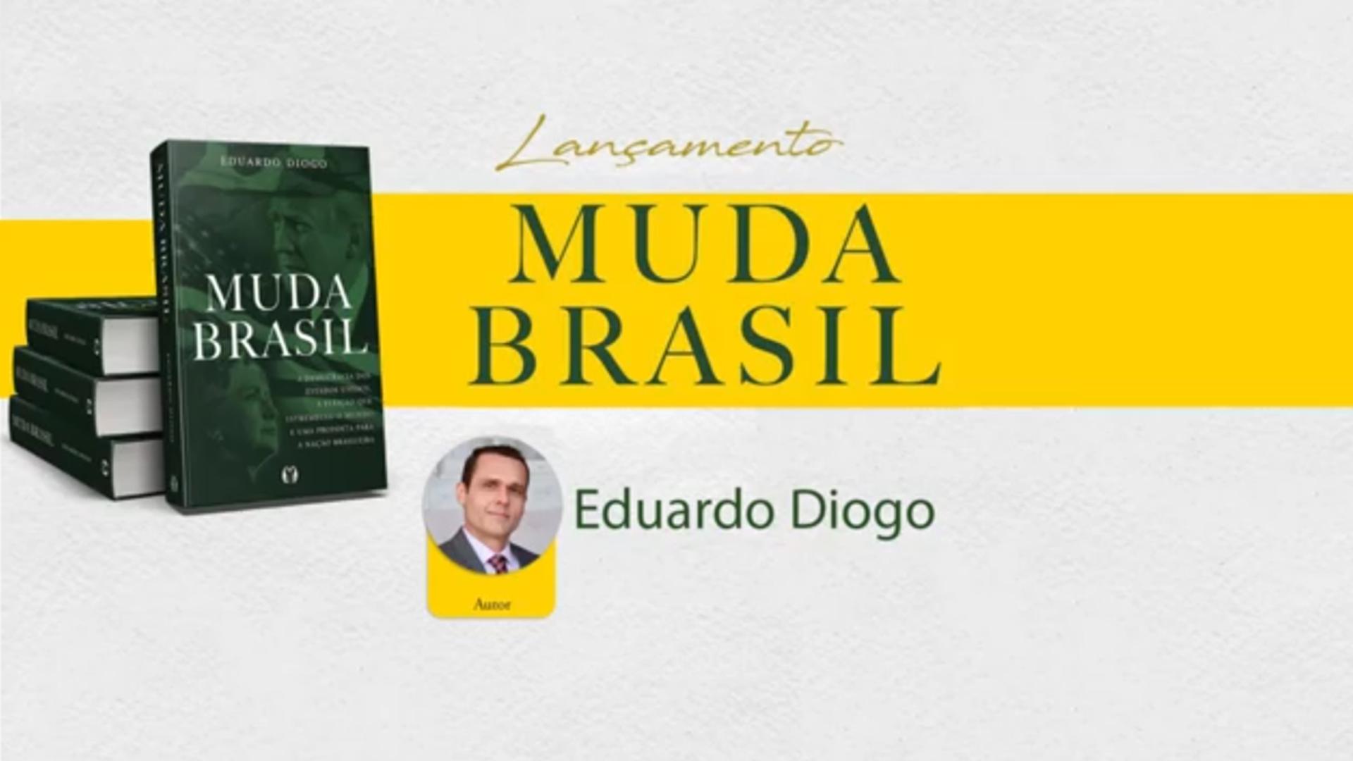 """Vídeo do Lançamento do Livro """"MUDA BRASIL"""" na FIEC!"""