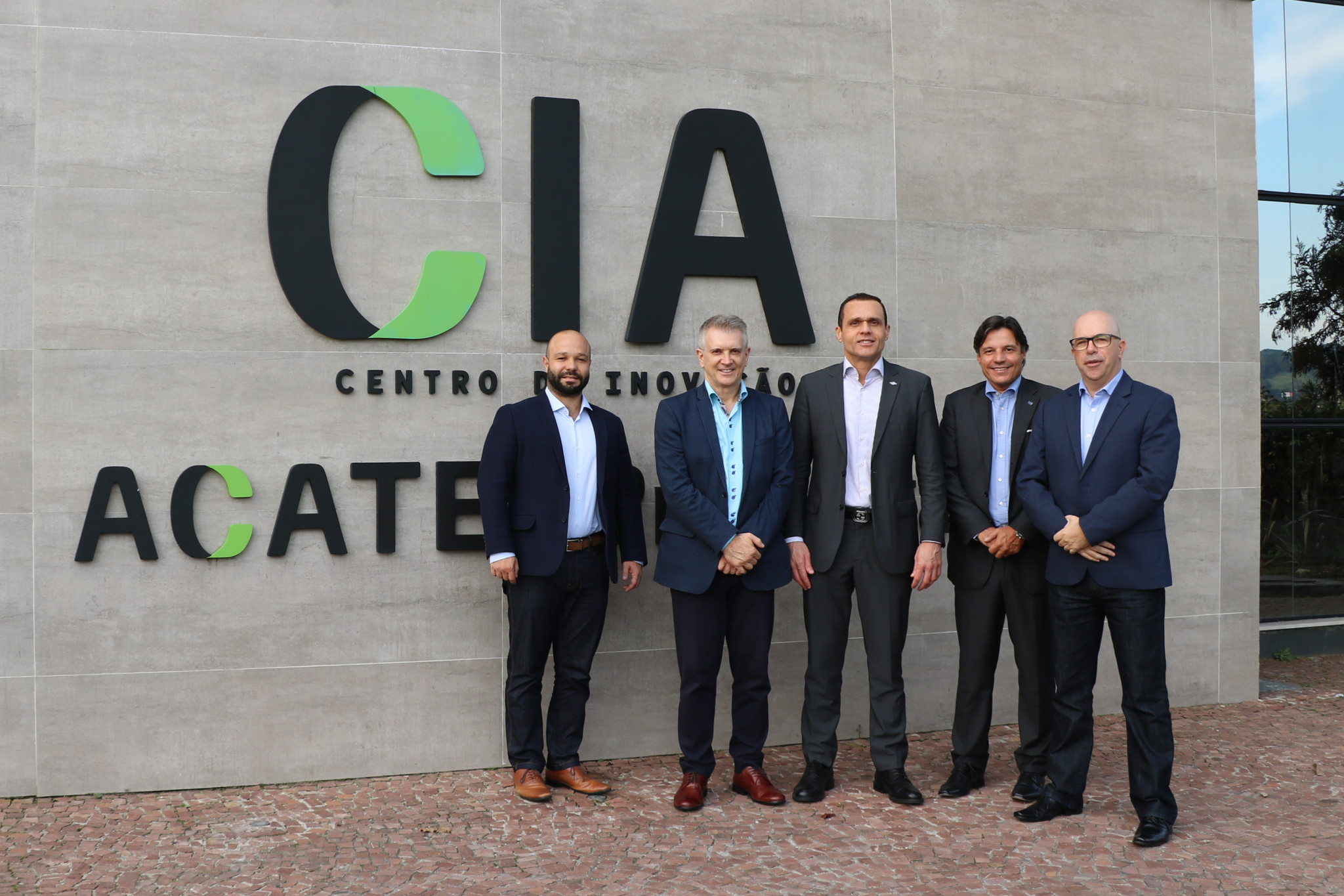 Visita a Associação Catarinense de Tecnologia – ACATE – Florianópolis/SC